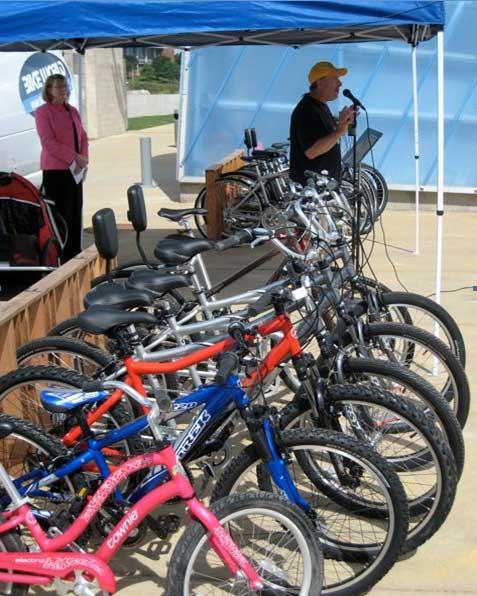 Bikes For Rent In Des Moines Bill Throckmorton of Bike