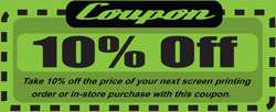 T-Shirt Graphix Coupon