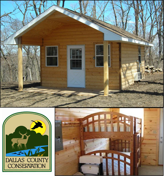 Cabins For Rent Along Rrvt Trail Near Dawson