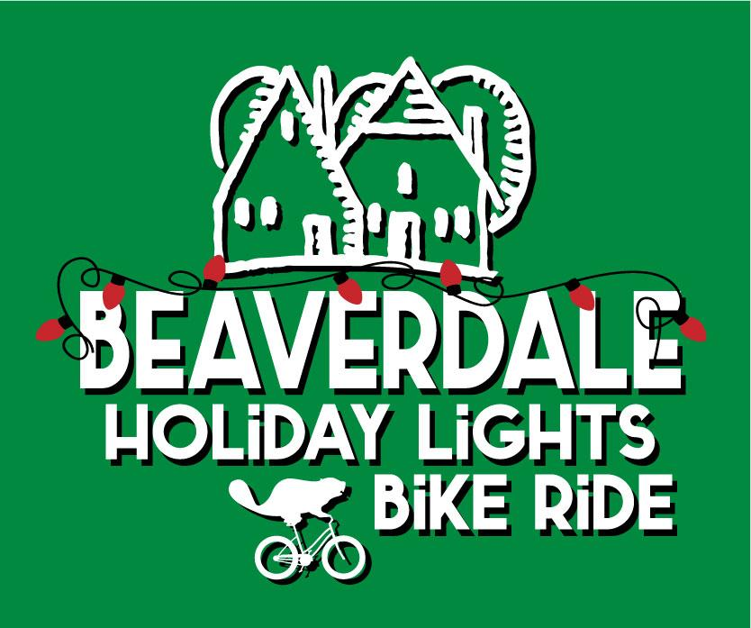 Beaverdale Holiday Lights Bike Ride