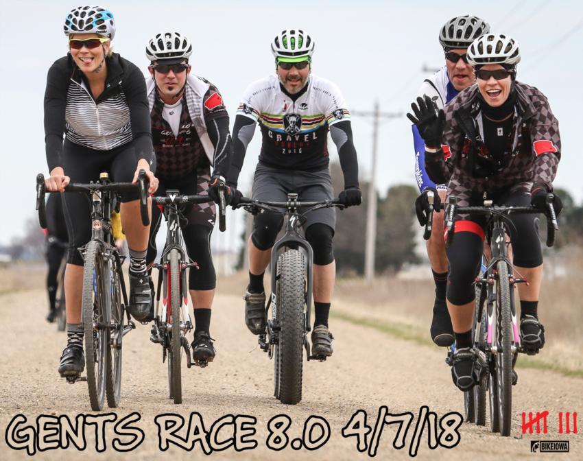 Gents Race 8.0