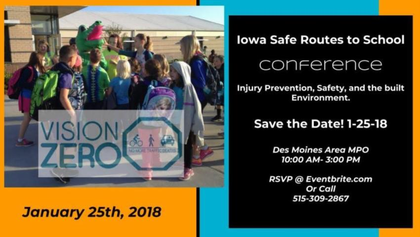 Iowa Safe Routes to School Conference