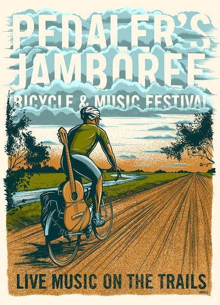 Pedaler's Jamboree Iowa