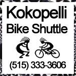 Kokopelli Bike Shuttle