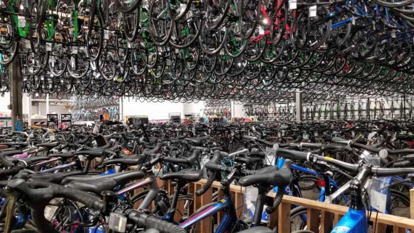 Bike World Warehouse Sale 2019