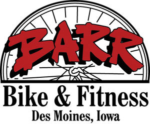Barr Bike & Fitness  supports BIKEIOWA.com.