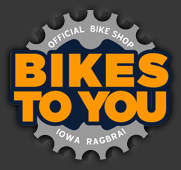 Bikes to You supports BIKEIOWA.com.